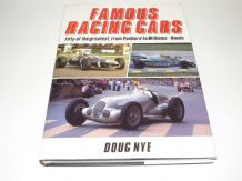 FAMOUS RACING CARS (Nye 1989)